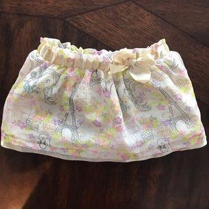 Like New! Disney skirt for baby girl - 12M